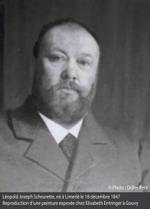 Léopold Joseph Scheurette